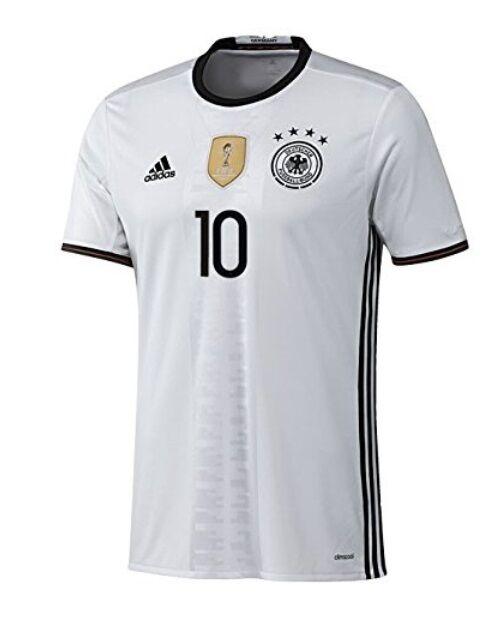 Trikot Adidas DFB 2016-2018 Home - Matthäus  Fußball EM Deutschland