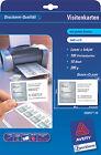 Top ANGEBOT Avery Zweckform Visitenkarte C32011-10-10 85x54mm weiß 20