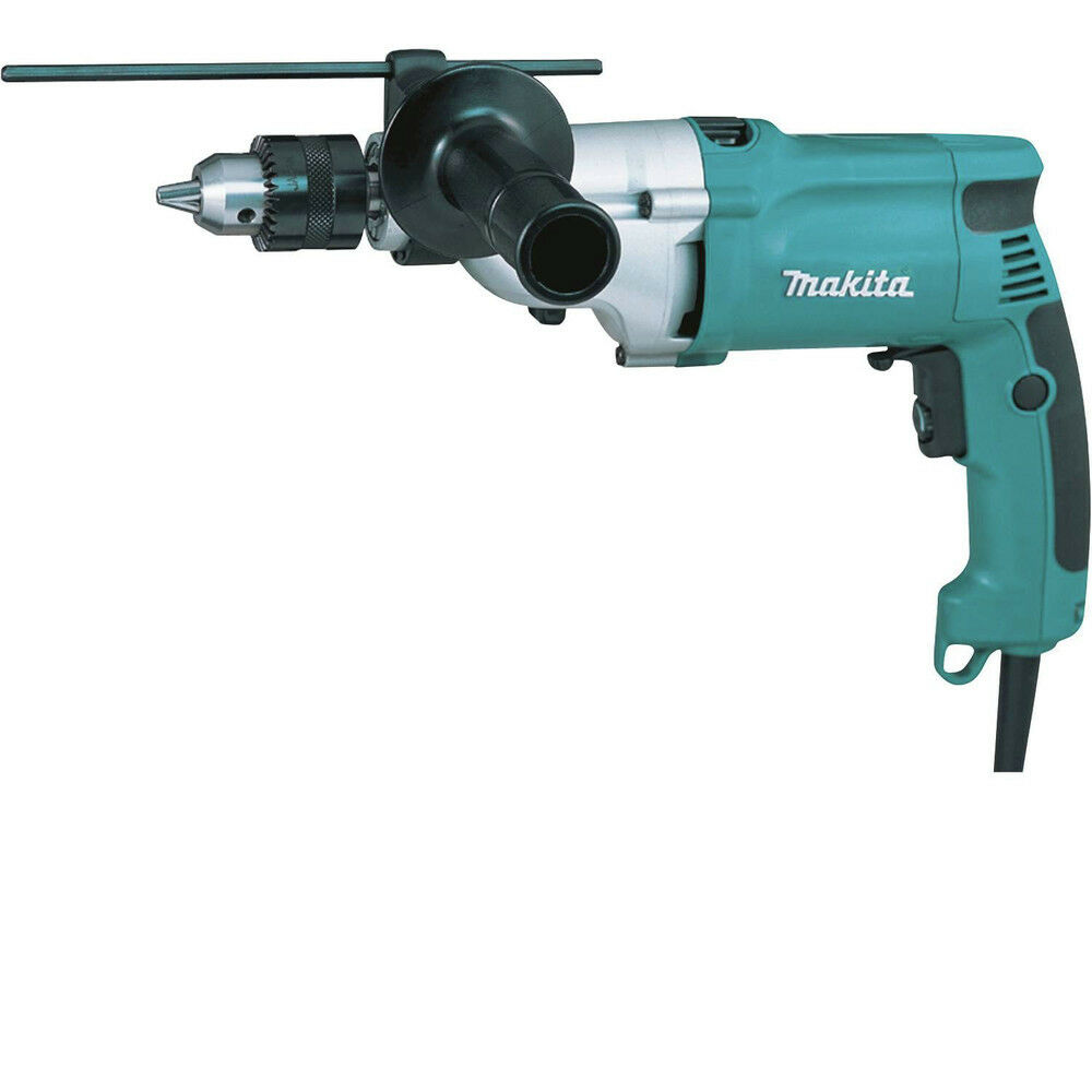 Makita 3/4 in. Variable-Speed Hammer Drill w/ Case HP2050R Certified Refurbished 87547998199 | eBay