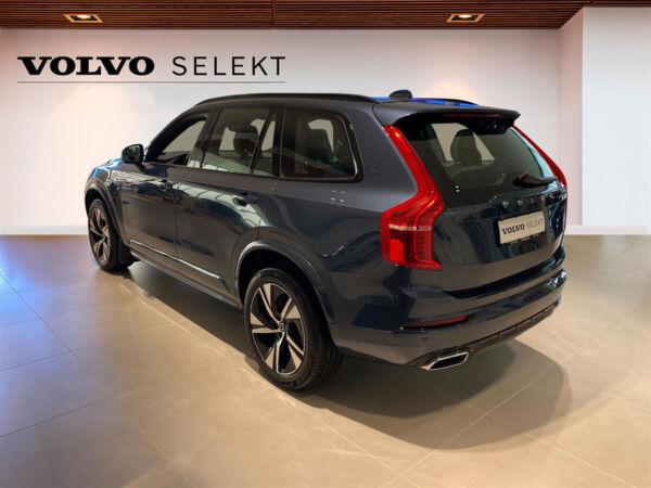 Volvo XC90 2,0 T8 ReCharge R-Design aut. AWD - billede 2