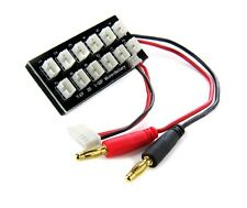 Common Sense RC Parallel Charging Board UMX Batteries Blade 130 X/mCPX PRBRD-UMX