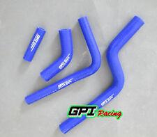 silicone radiator coolant hose Suzuki RMZ250/RM-Z250 2004 2005 2006 06 05 04