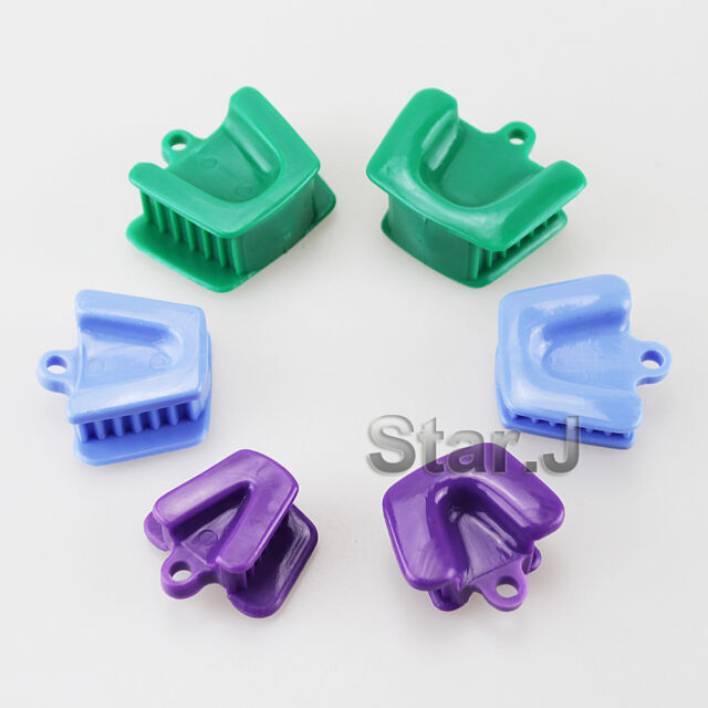 SILICONE MOUTH PROP 3 PIEC/SET LATEX FREE DENTAL NEW