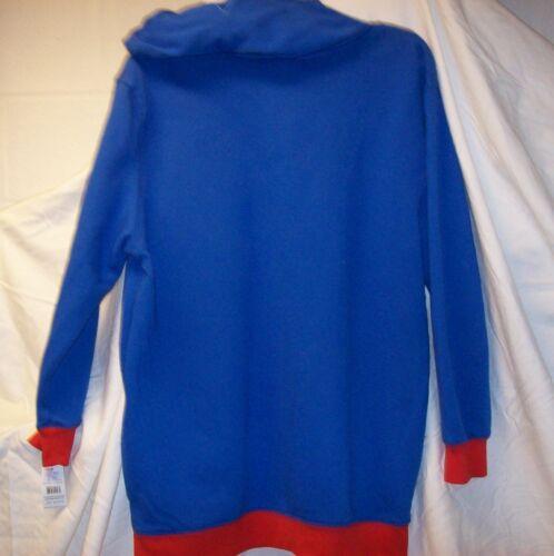 Boys MULTIPLE SIZES MSRP$35 NEW MARVEL Superman OR Spider Man Costume Hoodie