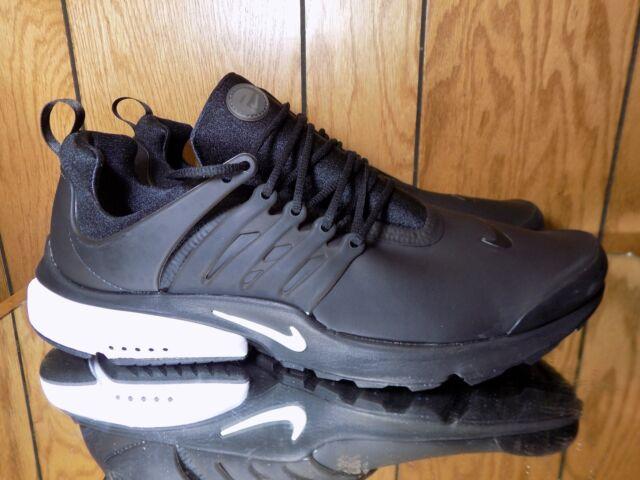 pretty nice 6454e 32829 Nike 862749-003 Air Presto Low Utility Men s Running Shoes - Black White
