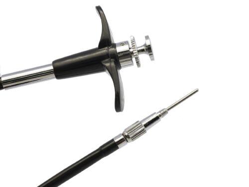 Cable Disparador versión 70cm Fujifilm X-Pro1 X-E1 X-E2 X100 X100S X10 X20