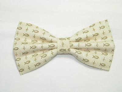 Boys Jelly Beans Clip On Cotton Bow Tie St Easter Bowtie