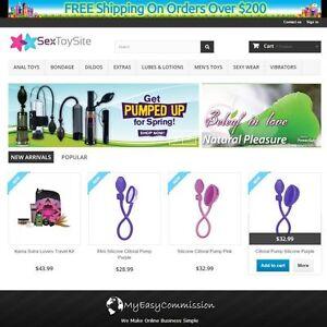 Sex toys online sales
