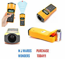 PRO Ultrasonic Distance Meter/Distance Measure+Laser Pointer Tape Measure