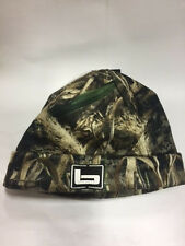 Banded UFS Fleece Toboggan Hat Max-5 Camo Waterfowl Hunting Fowl Life New!