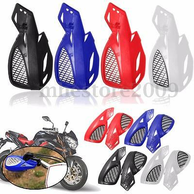 Dirt Bike ATV MX Motocross Motorcycle Hand Guards Handguards With Mount Kit