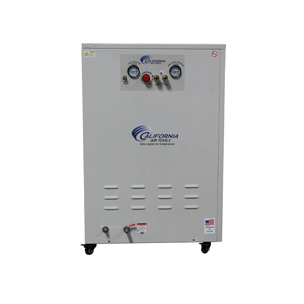 California Air Tools CAT-10020DSPC 15 Amp Oil-Free Air Compressor New