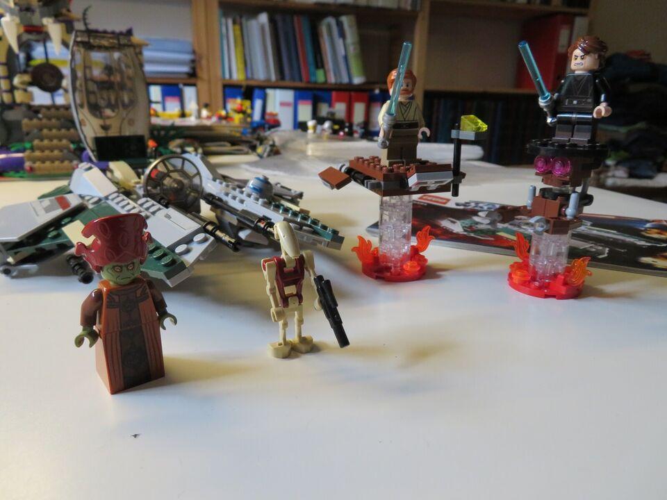 Lego Star Wars, 9494