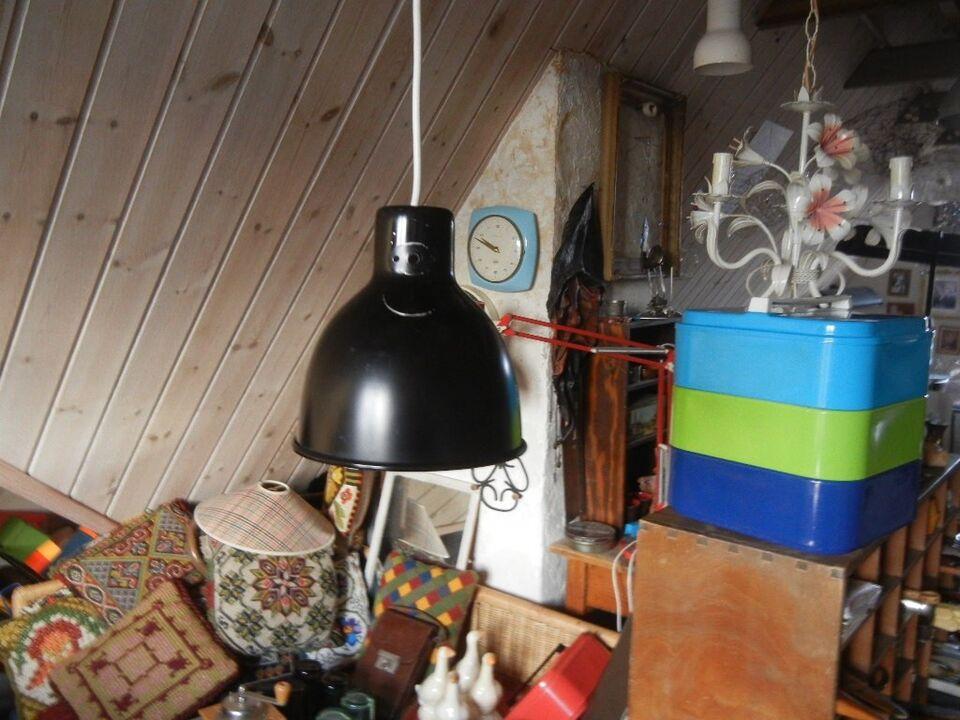 Anden bordlampe, Skærm - til LUXO arkitektlampe eller