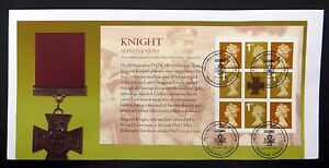 GB-2006-Victoria-Cross-Machin-Booklet-Pane-with-Hyde-Park-SEE-BELOW-NB11