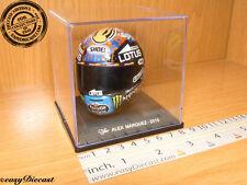ALEX MARQUEZ MOTO-GP SHOEI HELMET CASCO CASQUE 1/5 2015 MONSTER ENERGY LOTUS #73