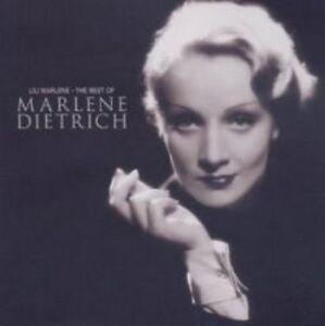 Dietrich-Marlene-Lili-Marlene-The-Best-NEW-CD