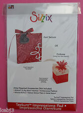 Sizzix Texturz Accessory - Impressions Pad 655120 for bigshot or bigkick machine