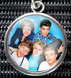 One-Direction-Leatherette-Charm-Bead-Photo-Necklace-Harry-Zayn-Liam-Louis-Niall