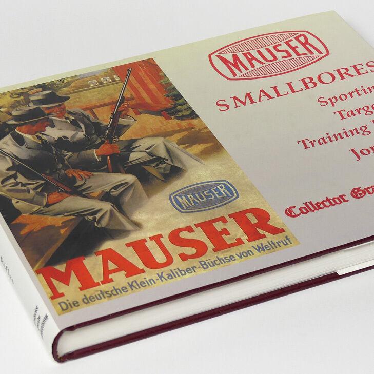 Mauser Smallbores libro deportivos, objetivo y capacitación rifles por Jon Velocidad  como Nuevo