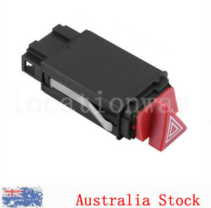 Details about Hazard Warning Light Emergency Switch Button 8D0941509H For  AUDI A4 B6 B7 A6 New