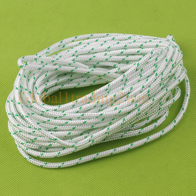 Starter Rope Pull Cord 3.5mm STIHL HUSQVARNA HOMELITE McCulloch Chainsaw 6ft