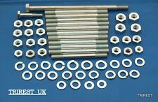 TRIUMPH Pre-Unidad de 1954 a 1959 Modelos Motor/Motor Placa para accesorios de marco