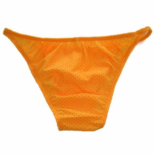 K377 e Uomo Perizoma Bikini Stretto Girovita Occhiello Costume Sport Tessuto