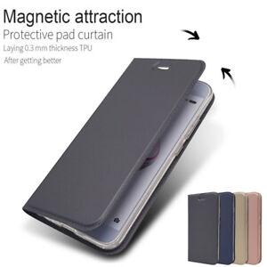 newest 8825d 1c2e6 Details about Magnetic Leather Flip Case Wallet Cover For Xiaomi Mi A1 A2  Lite Redmi Note 4X