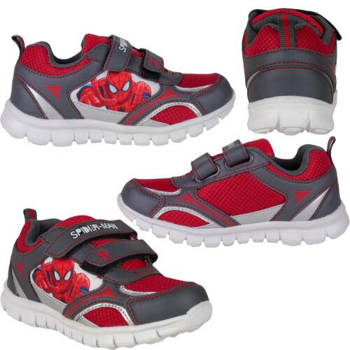 26-33 MARVEL Spiderman Sportschuhe Kinder Schuhe Sneakers Gr
