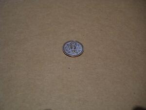 Münze Barbados One Cent 1993 - Gebraucht, Gut Erhalten