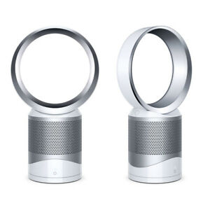 Dyson DP01 Pure Cool Link Desk Air Purifier & Fan | White/Silver | Refurbished