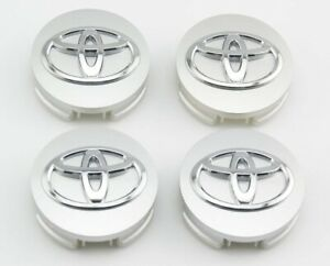 4-x-Pcs-Wheel-Caps-for-Toyota-in-62mm-for-Camry-Corolla-Prius-Yaris-Aurion-NEW