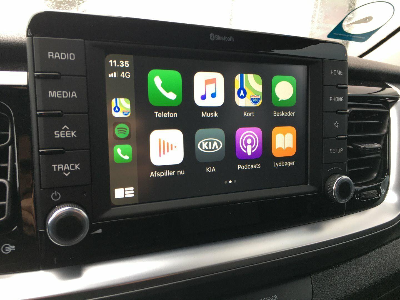 Kia Stonic 1,0 T-GDi Edition - billede 12