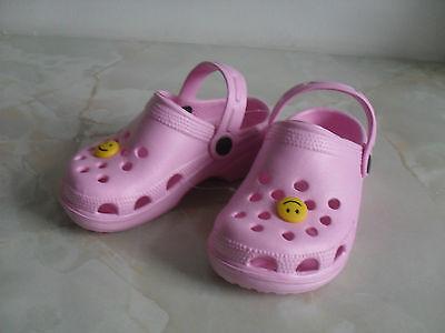 Plastic Sandals - Children's Sizes