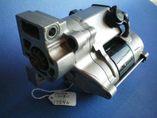 ISUZU AMIGO  1998   to 2000    V6//3.2L  Engine  STARTER MOTOR