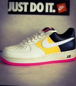Details about Nike Air Force 1'07 SE MOTO Trainers Shoe AT2583 100 UK8.5 EU43US11 New