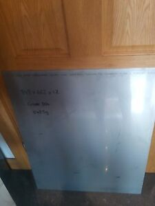 848x662x1.2 Stainless Sheet Plate Metal Off Cut