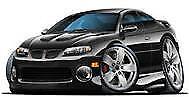 2004 2005 2006 Pontiac GTO Phantom Black Metallic t-shirt holden in sizes S-3XL