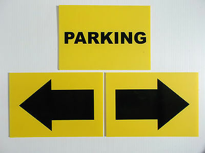 Direction Signs Entrance With Arrow Pointing Left 24-22 Event Signage
