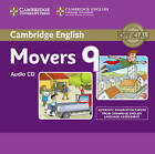 Cambridge English Young Learners 9 Movers Audio CD: Authentic Examination Papers from Cambridge English Language Assessment by Cambridge University Press (CD-Audio, 2015)