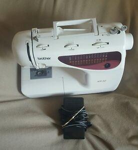 sewing machine xr 52