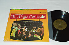 MEET ME AT THE PIG AND WHISTLE Canadian TV Show Soundtrack LP Arc ARS-5013 VG/NM