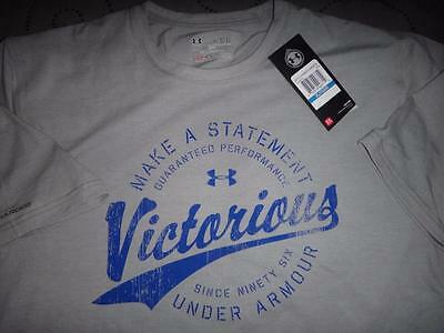 UNDER ARMOUR 1279053 CHARGED COTTON VICTORIOUS SHIRT SIZE 2XL XL MEN NWT $$$$