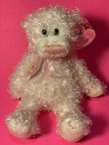Ty Pinkys Beanie Baby DELIGHTS - the Pink Bear