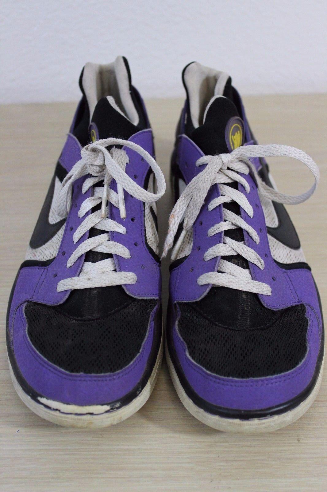 nike huarache viola & black palestra palestra palestra scarpe taglia noi 9 donne   Primo gruppo di clienti    Uomini/Donna Scarpa  2e18fe