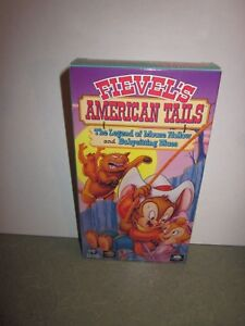 Fievels American Tales The Legend Of Mouse Hollow