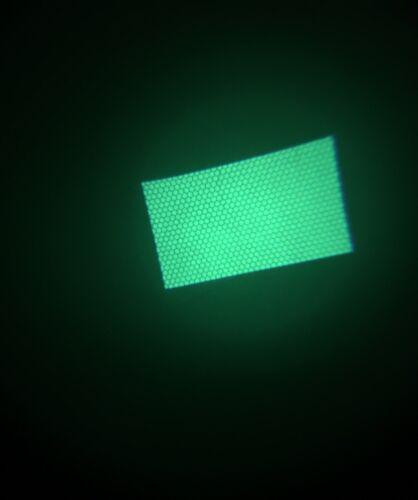 HI-VIS BLANK IR infrared Reflective TACTICAL 2X3 5