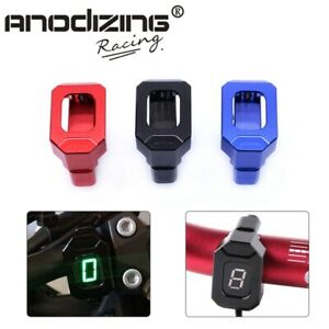 Motorcycle-Speed-Gear-Display-Indicator-Holder-Bracket-For-Yamaha-Kawasaki