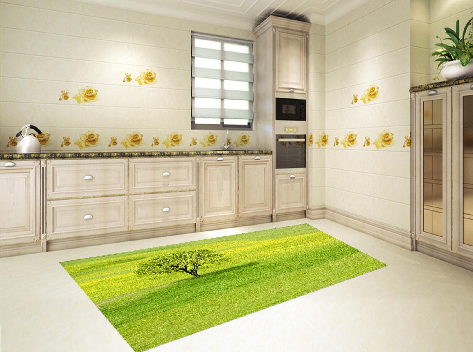 3D Arbre Herbe Verte 201 Décor Mural Murale De Mur Cuisine De Cuisine Mur AJ WALLPAPER FR 62f8e8